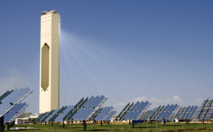 Concentrating solar power (CSP) system