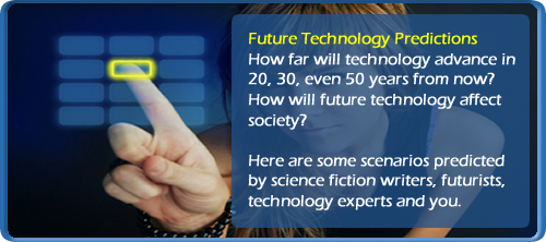 How will future technology effect society?
